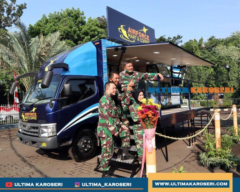 Karoseri Food Truck 2